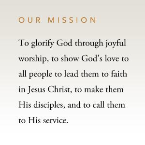 Second Presbyterian Church   Contact Us