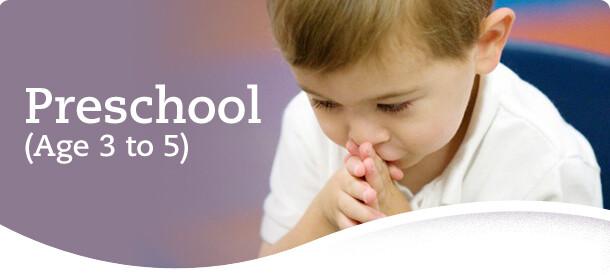 Preschool-Small header