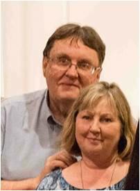 Ronnie and Jane Stevens